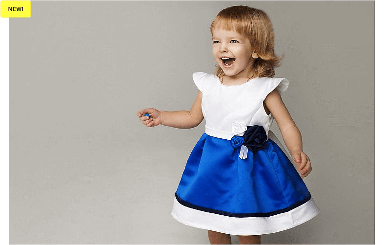Платье-флеоле